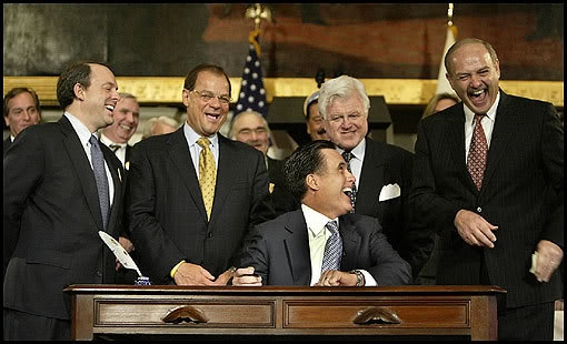 Romney-Democrat-Puppet