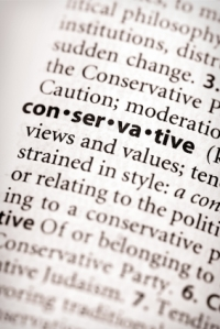 conservative-definition